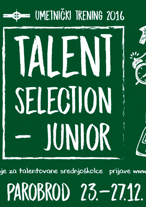 Talent selection junior