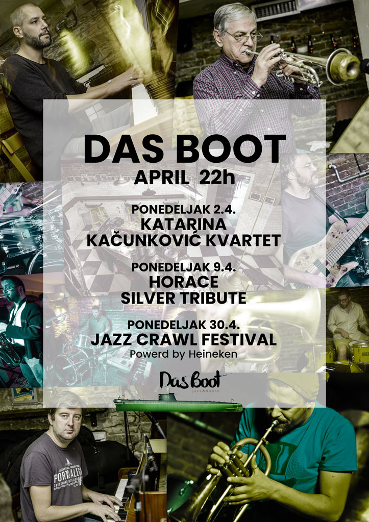 APRIL DAS BOOT
