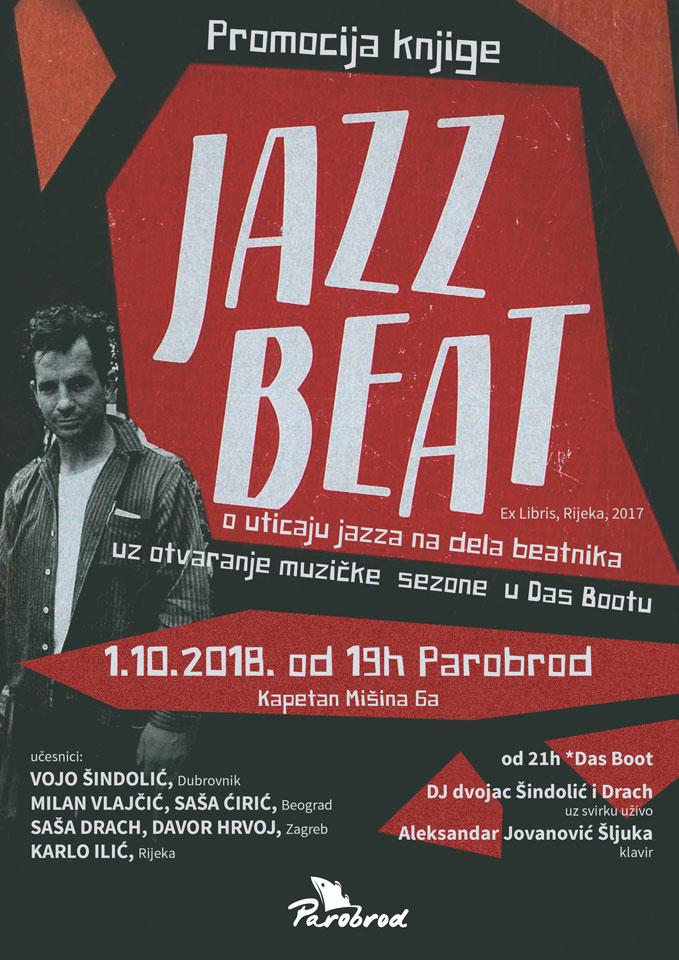 "Promocija knjige ""Jazz Beat"""