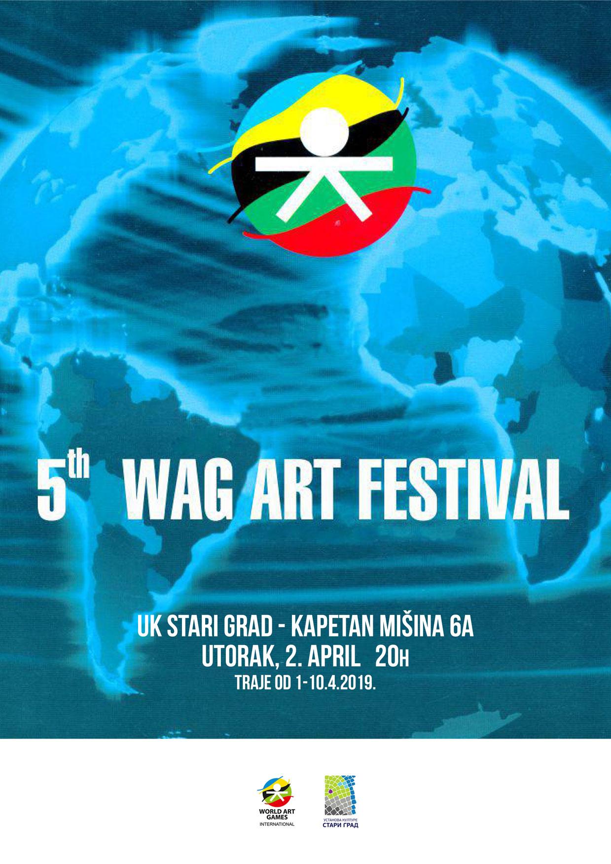 5th WAG ART FESTIVAL