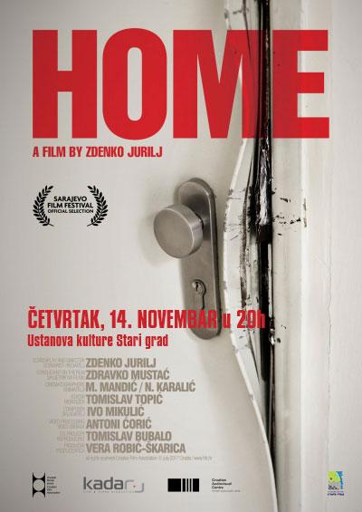 """Projekcija dokumentarnog filma """"Dom"""""""
