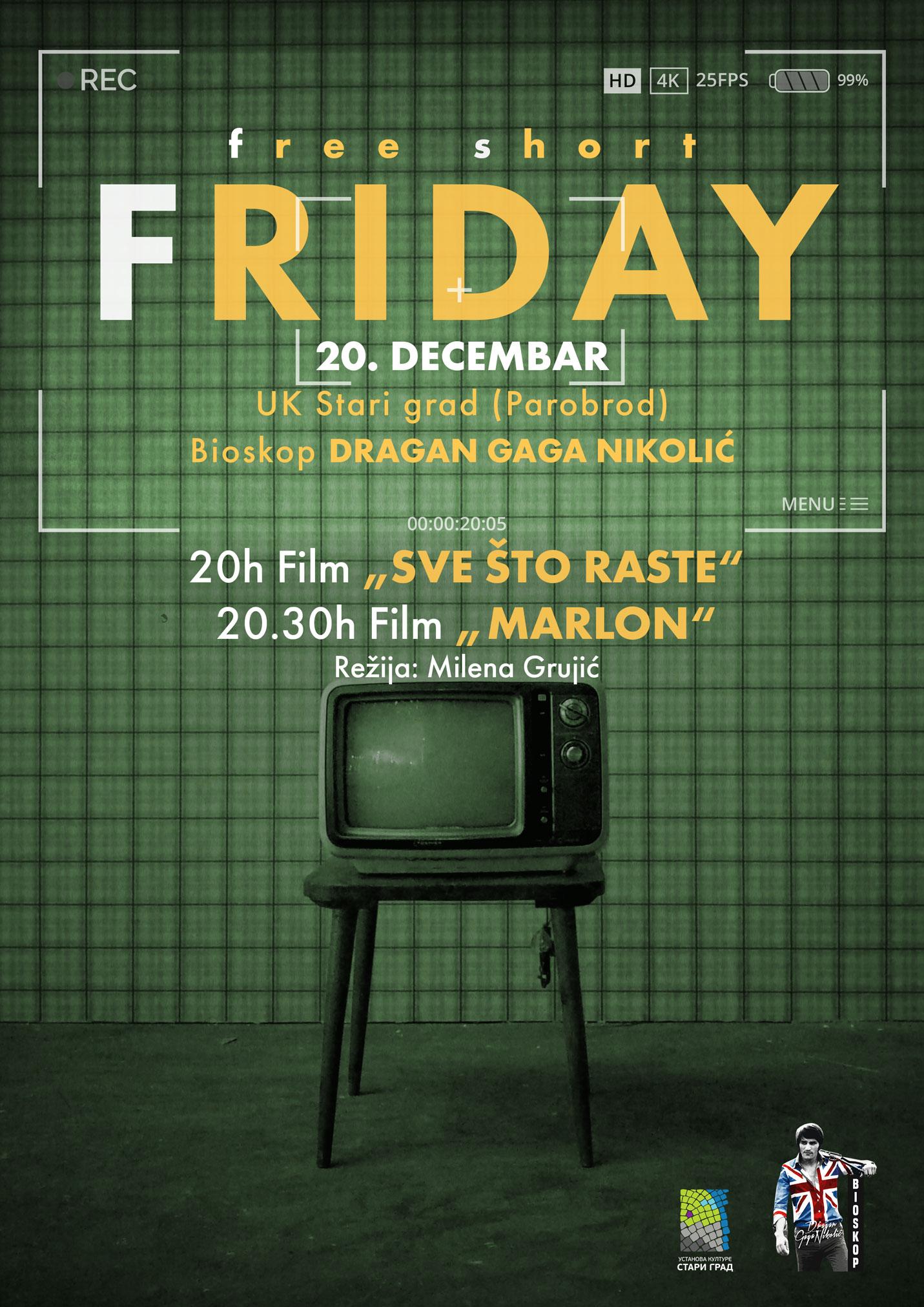 Free Short Friday