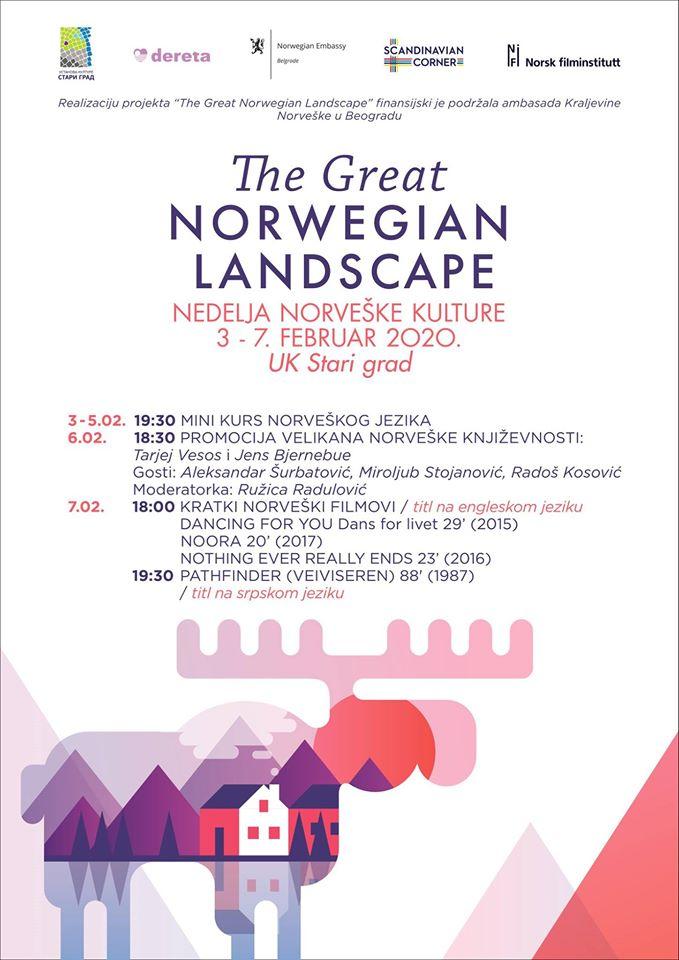 Nedelja Norveške kulture